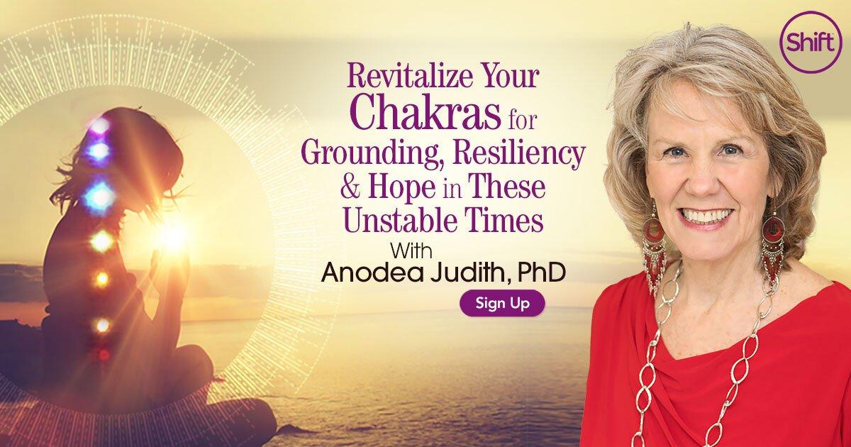 Anodea Judith - Chakra Class