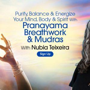 Pranayama Yoga With Nubia Teixeira