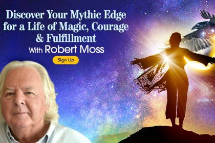 Robert Moss - Mythic Edge