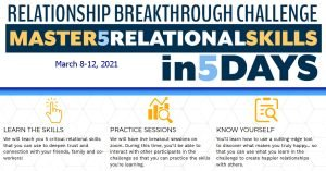 The Relationship Breakthrough Challenge - With Ben Saltzman