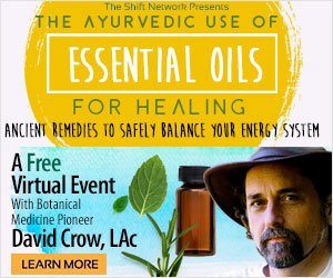 Ayurvedic Use of Essential Oils for Healing - With David Crow