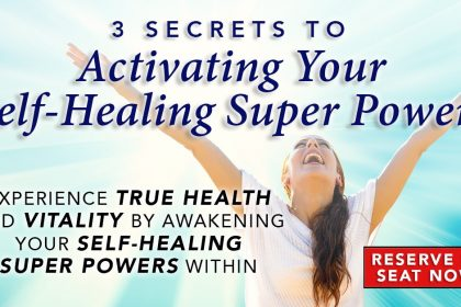 3 Secrets to Activating Your Healing Super Powers - With Dr. Sue Morter