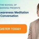 Eckhart Tolle - Pure Awareness Meditation Event