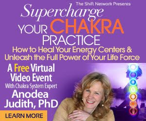 Supercharge Your Chakras With Anodea Judith