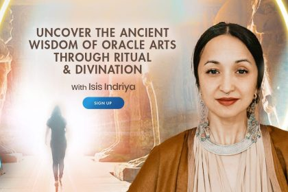 Ancient Wisdom of Oracle Arts - With Isis Indriya