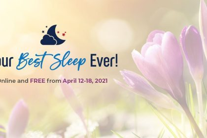 Your Best Sleep Ever Summit - April 2021