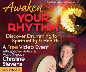 Awaken Your Rhythm For Healing, With Christine Stevens