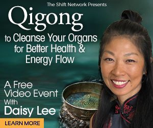 QiGong To Cleanse Your Organs for Better Health & Energy Flow - With Daisy Lee