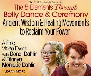 Healing Through Belly Dance & Sacred Ceremony - With Dondi Dahlin