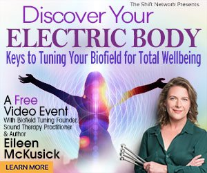Your Electric Body & BioField Wellbeing - With Eileen McKusick