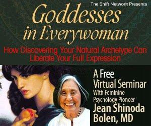 Free Workshop: Goddesses In Everywoman With Jean Shinoda Bolen