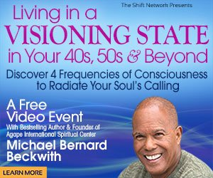 Michael Beckwith - Living In A Visioning State
