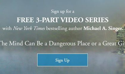 Living From A Place of Surrender - With Michael Singer