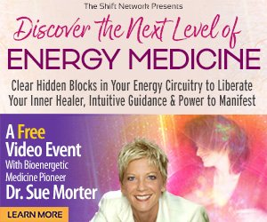 Discover The Next Level Of Energy Medicine - With Dr. Sue Morter