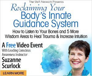 Reclaiming Your Body's Innate Guidance System - With Suzanne Scurlock