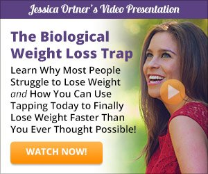 Tapping for Weight Loss - With Jessica Ortner