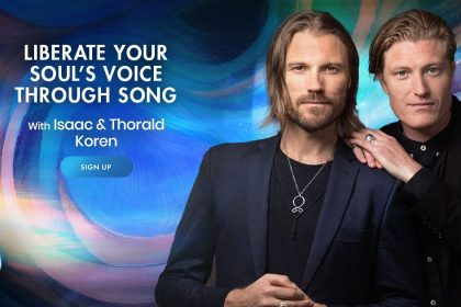 Liberate Your Soul's Voice Through Song - With The Brothers Koren