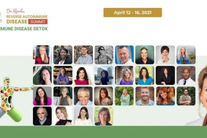 Autoimmune Disease Detox Summit - Heal Your Body And Mind