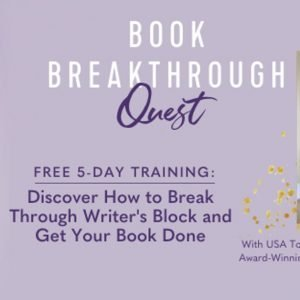 Book Breakthrough Quest - With Christine Kloser