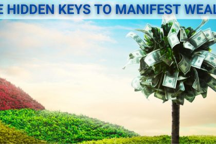 The Hidden Keys to Manifest Wealth, No Matter What Challenges You Face - With Derek Rydall