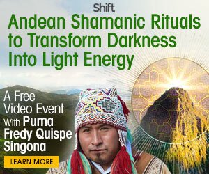 Andean Shamanic Rituals to Transform Darkness Into Light Energy - With Puma Fredy Quispe Singona