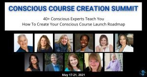 Conscious Course Creation 5-Day Summit - May 2021, Hosted by Iman Aghay