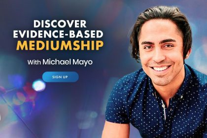 Evidence-Based Mediumship: Connect Clearly & Confidently With Loved Ones From Beyond - With Michael Mayo