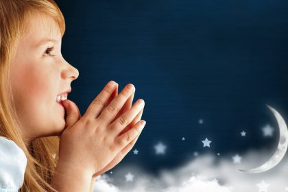 Faith of a Child - Girl Praying Story