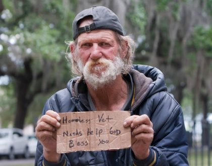 The Homeless Man – A Short Spiritual Story About Community and Compassion