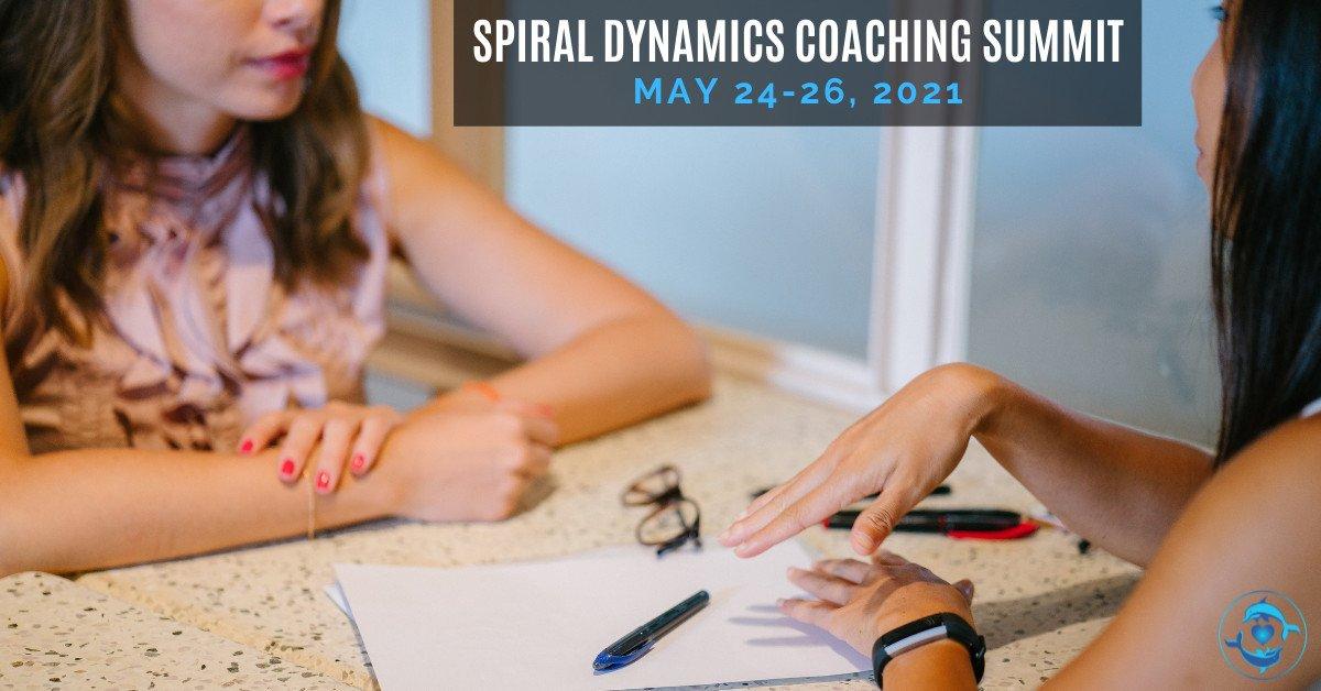 Spiral Dynamics Coaching Summit 2021 - Grow Your Transformational Coaching Practice