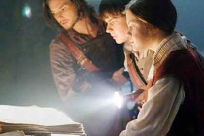Chronicles of Narnia - Voyage of the Dawn Treader - Spell Book