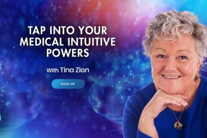 Tap Into Your Medical Intuitive Powers For Healing - with Tina Zion