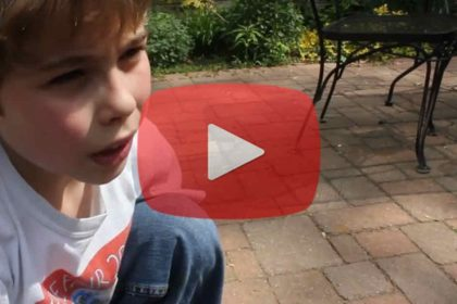 (Video) 9 Year Old Discusses The Meaning Of Life And The Universe