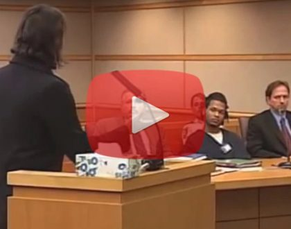 (Video) Man Miraculously Forgives The Murderer Who Killed His Older Brother