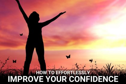 How To Effortlessly Improve Your Confidence: For Healing, Success, and Happiness - With Morry Zelvovich