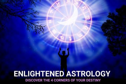 Enlightened Astrology: Discover the Four Corners Of Your Destiny - With Debbie Frank