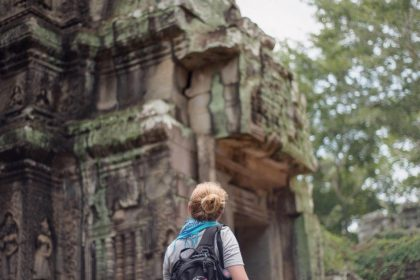 I Am A Tourist Here - Spiritual Story by Osho