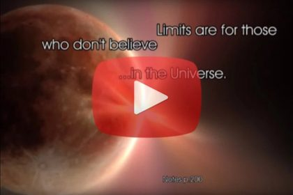 (Video) Notes from the Universe - With Mike Dooley