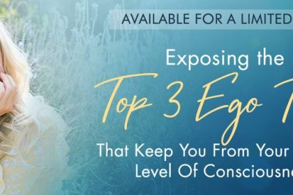 The 3 Biggest Ego Traps That Massively Lower Your Consciousness - With Rikka Zimmerman