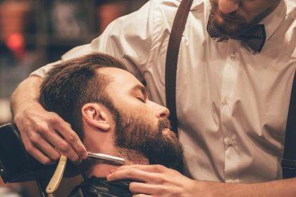 The Barbershop - A Short Spiritual Story About God