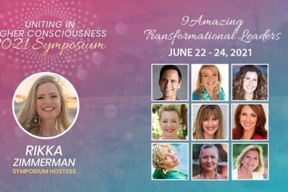 Uniting In Higher Consciousne - Hosted By Rikka Zimmerman
