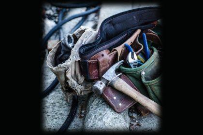 The Carpenter's Tools - A Short Spiritual Story