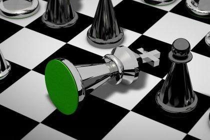 The Chess Game - A Spiritual Story by Paulo Coelho
