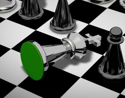 The Chess Game – A Spiritual Story by Paulo Coelho