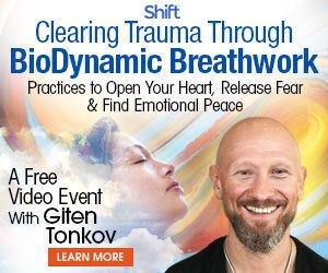 Clearing Trauma Through BioDynamic Breathwork - with Giten Tonkov