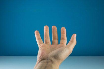 The Greatest Teacher: Your Left Little Finger - By Srikumar Rao