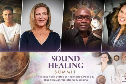 Sound Healing Summit 2021 - For Physical, Emotional, and Spiritual Health