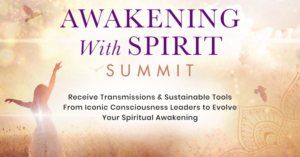 Awakening With Spirit Summit 2021