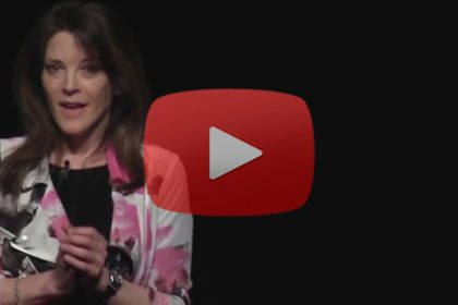The Fiery Truth About Spiritual Teachers - Marianne Williamson, Wisdom 2.0 Conference