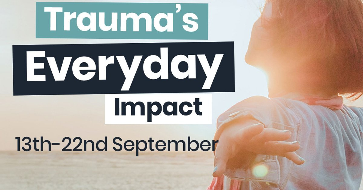 Trauma's Everyday Impact Summit: Heal & Release Your Painful Past